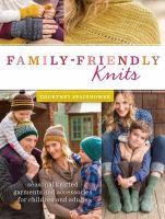 Family-friendly Knits