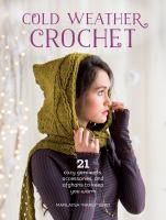 Cold Weather Crochet