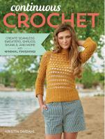 Continuous Crochet