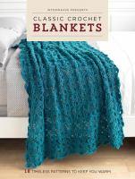 Classic Crochet Blankets