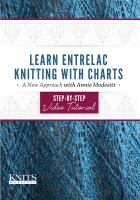 Learn Entrelac Knitting With Charts