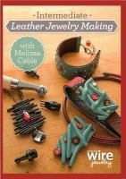 Intermediate Leather Jewelry Making