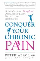 Conquer your Chronic Pain