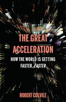 The Great Acceleration