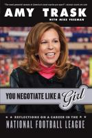 You Negotiate Like A Girl