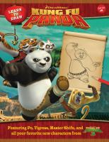 Learn to Draw Dreamworks Kung Fu Panda