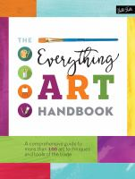 The Everything Art Handbook