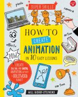 How to Create Animation in 10 Easy Lessons
