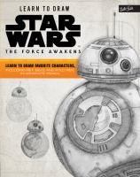 Learn to draw Star Wars : the Force awakens