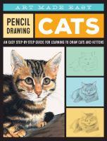 Pencil Drawing Cats