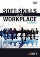 Soft skills in the workplace.
