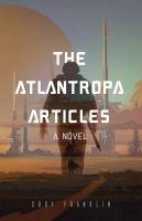 The Atlantropa Articles