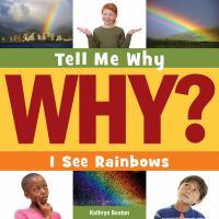 I See Rainbows
