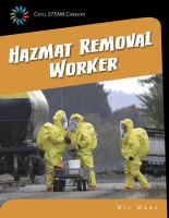Hazmat Removal Worker