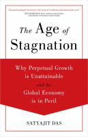 The Age of Stagnation
