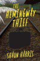 Cover of The Hemingway Thief