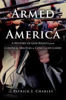 Armed in America