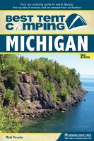 Best Tent Camping, Michigan
