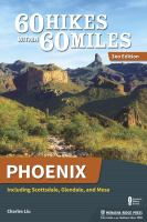 60 Hikes Within 60 Miles, Phoenix