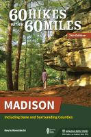 Cover of 60 Hikes within 60 miles: