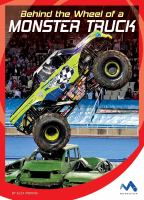 Behind the Wheel of A Monster Truck
