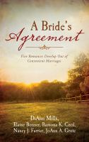 A Brides's Agreement