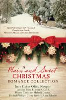 A Plain and Sweet Christmas Romance Ccollection