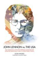 John Lennon Vs. the USA