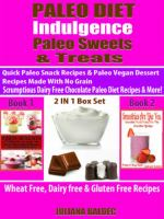 Paleo Diet Indulgence, Paleo Sweets & Treats