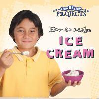 How to Make Ice Cream