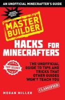 Master Builder Hacks for Minecrafters