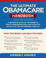 The Ultimate Obamacare Handbook