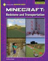 Minecraft Redstone and Transportation
