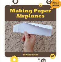 Making Paper Airplanes