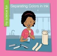 Separating Colors in Ink
