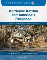 Hurricane Katrina and America's Response