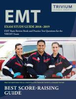 EMT Exam Study Guide
