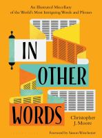 Media Cover for In Other Words
