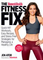 The Women'sHealth Fitness Fix