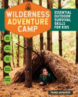 Cover of Wilderness Adventure Camp