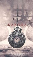 The Orb Of Kandra (Oliver Blue And The School For Seers-Book Two)