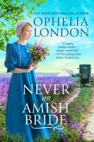 Never An Amish Bride
