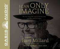 I Can Only Imagine (CD)