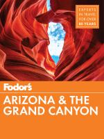Fodor's Arizona