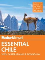 Essential Chile