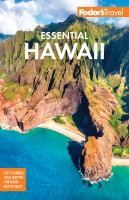 Fodor's Essential Hawaii [2019]