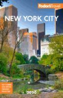 Fodor's 2020 New York City