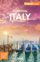 Fodor's 2020 Essential Italy