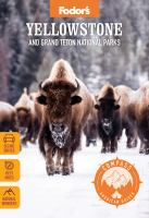 Fodor's Yellowstone and Grand Teton National Parks
