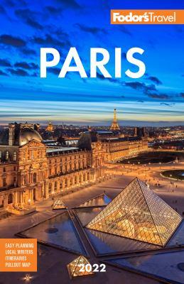 Fodors 2022 Paris